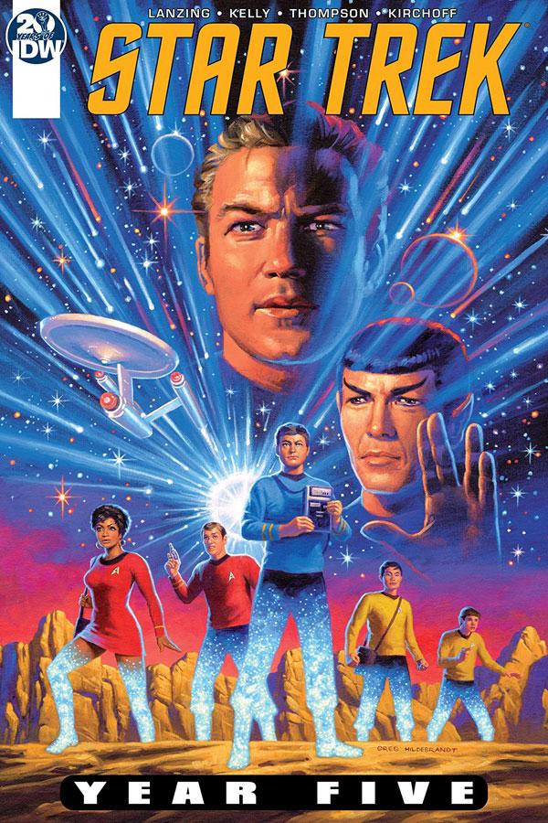 Star Trek: Year Five