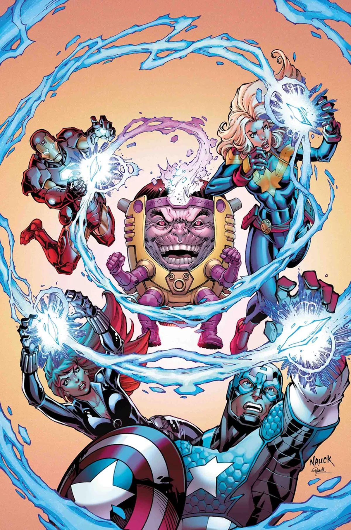Avengers: Edge Of Infinity