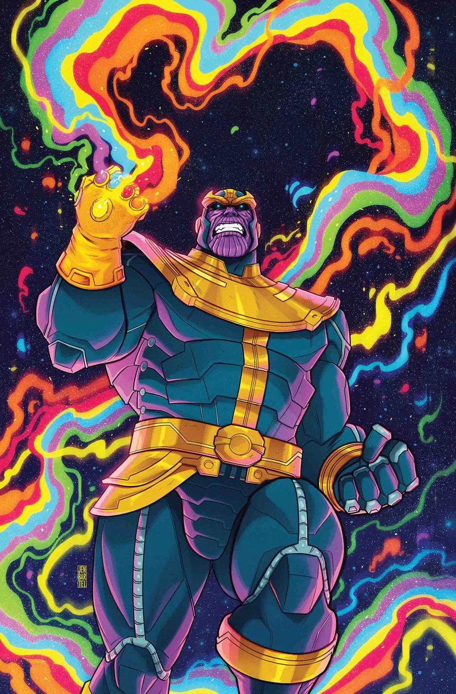 Marvel Tales: Thanos