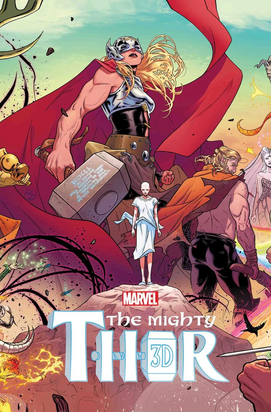Mighty Thor 3D