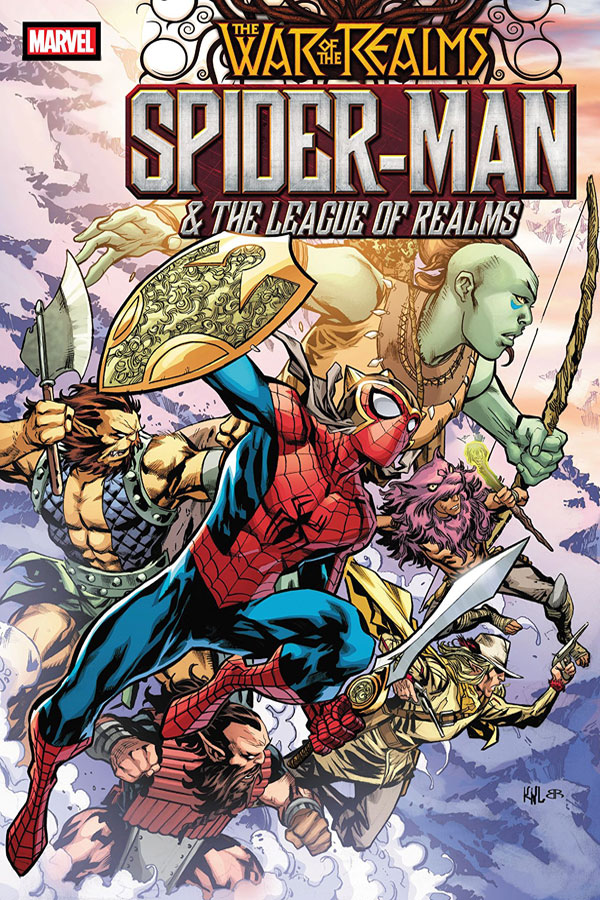 Spider-Man and the League of Realms