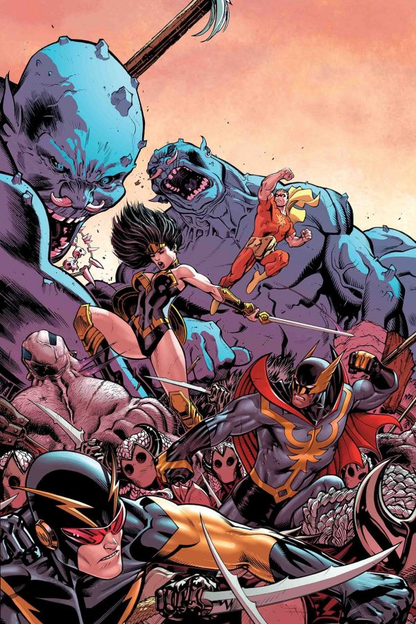 "Avengers Join The Battle in ""War of the Realms"" Tie-In"