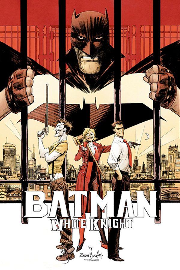 Batman: The White Knight (Hardcover)