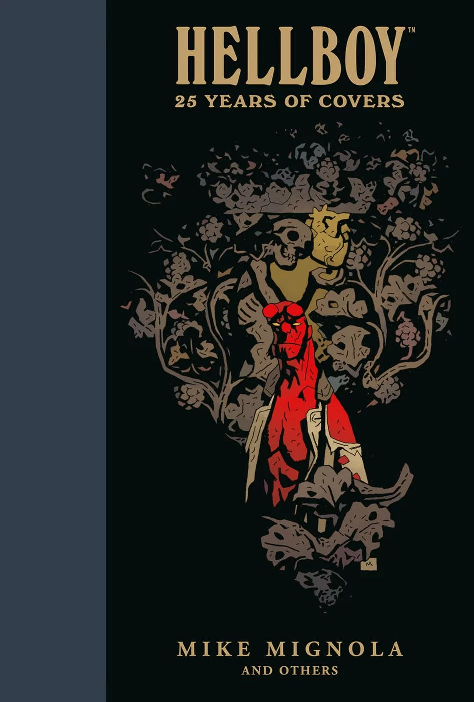 Hellboy: 25 Years Of Covers (Hardcover)
