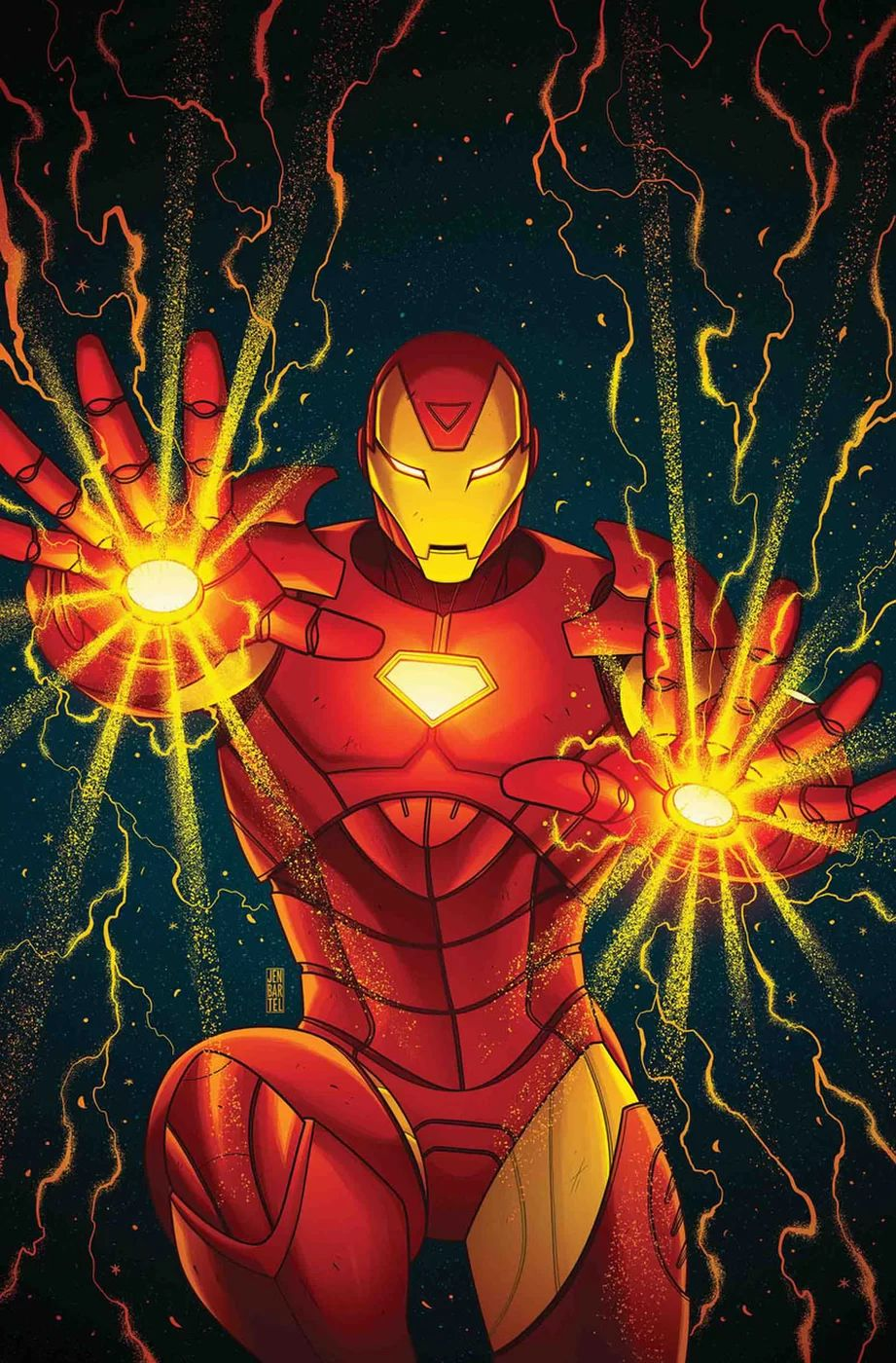 Marvel Tales: Iron Man