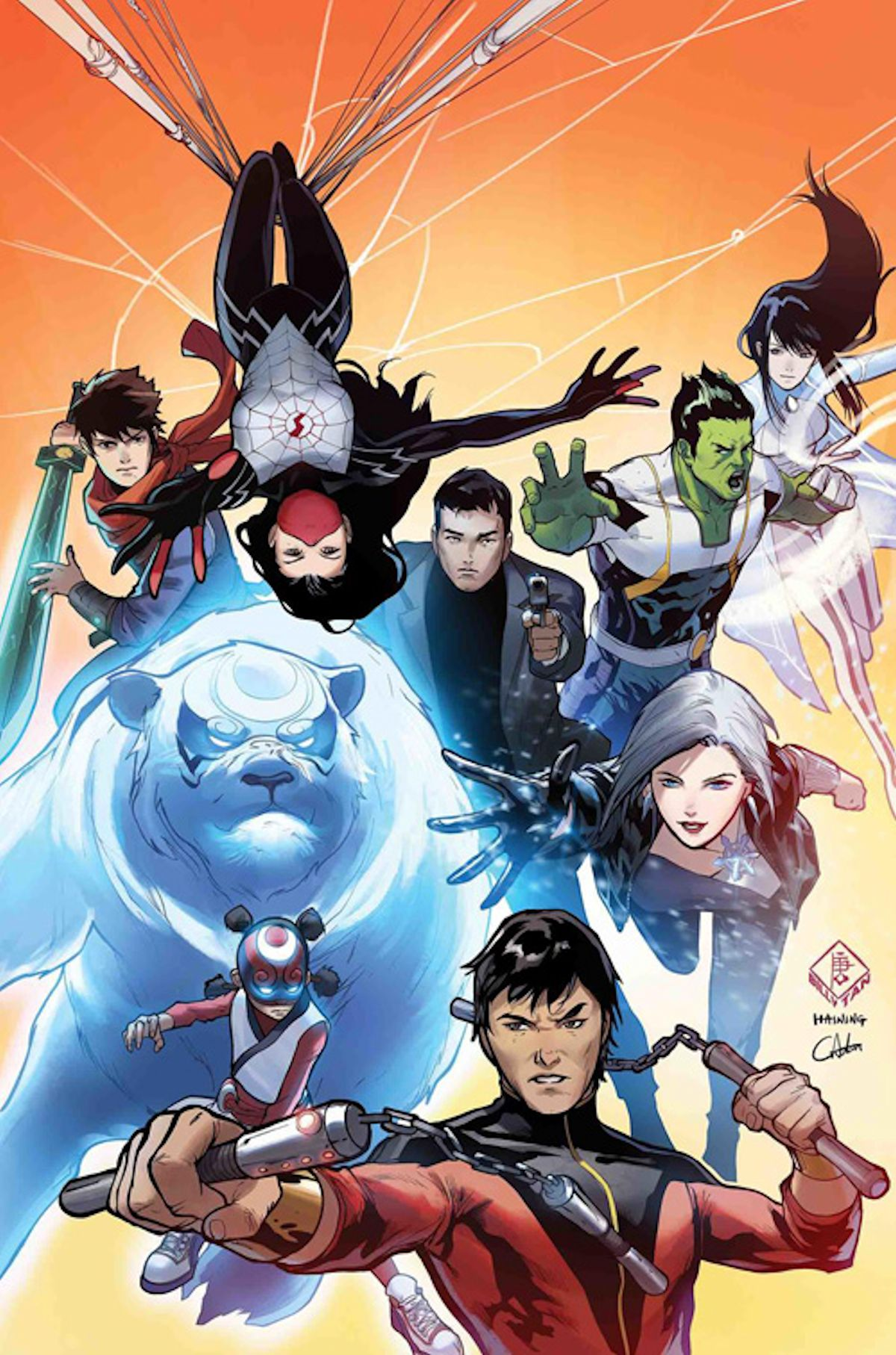 War Of The Realms: Agents Of Atlas