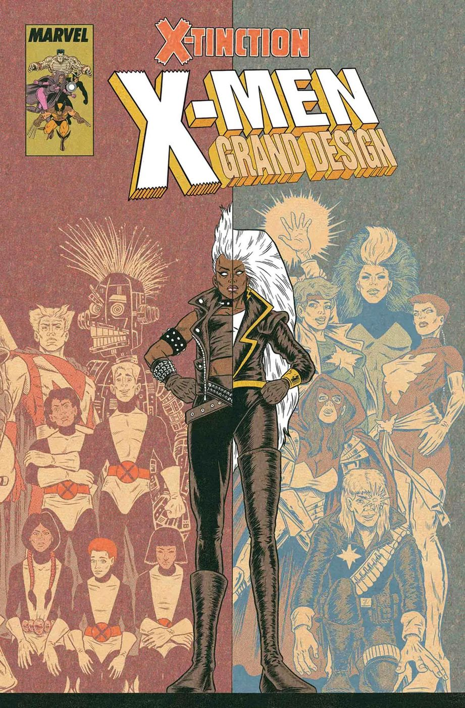 X-Men Grand Design: X-Tinction