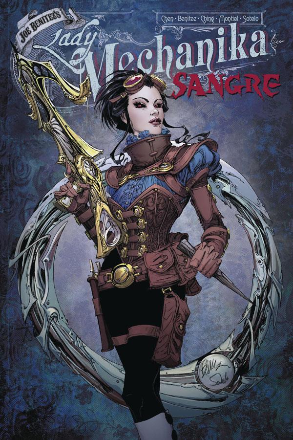 Lady Mechanika: Sangre