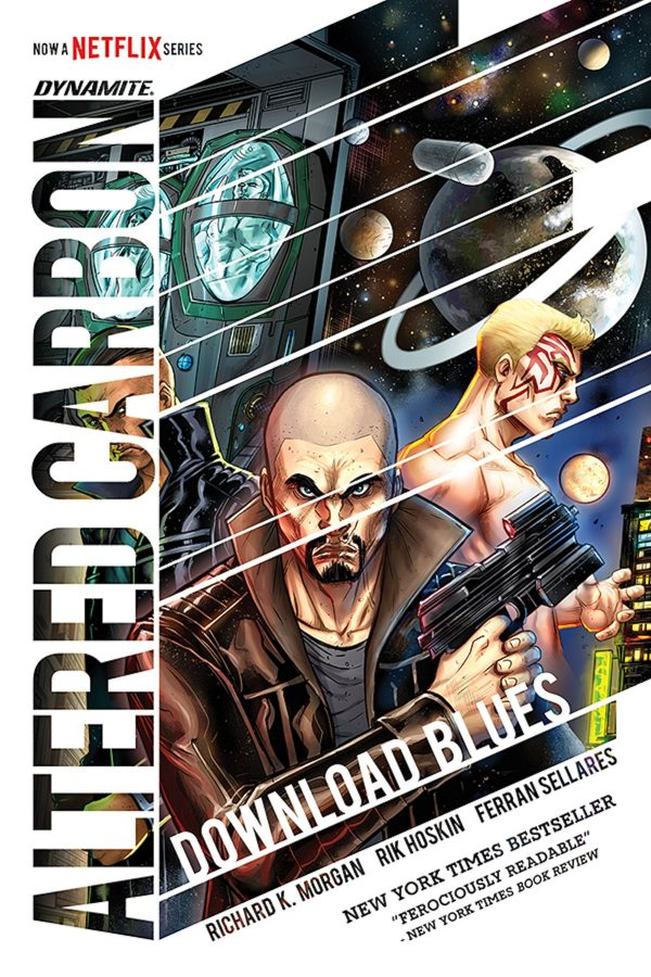 Altered Carbon: Download Blues (Graphic Novel)