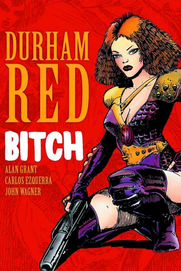 Durham Red: Bitch (Graphic Novel)
