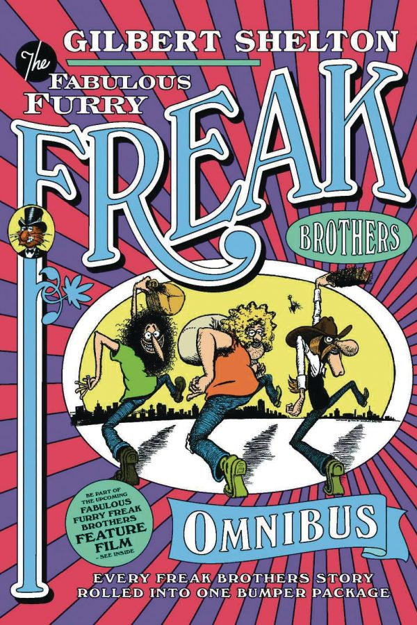 Fabulous Furry Freak Brothers Omnibus
