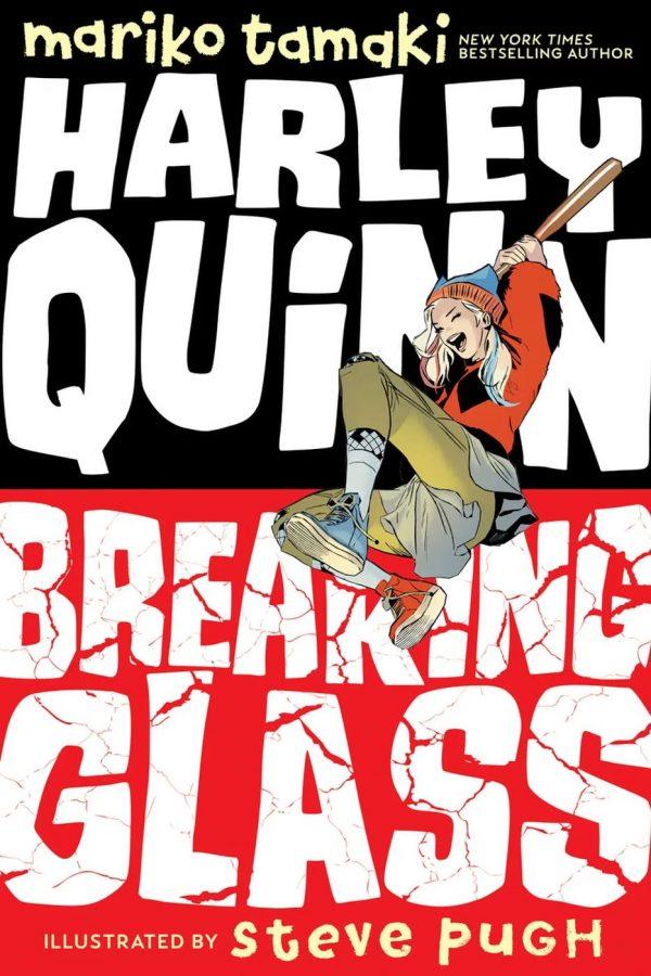 Harley Quinn: Breaking Glass (Graphic Novel)