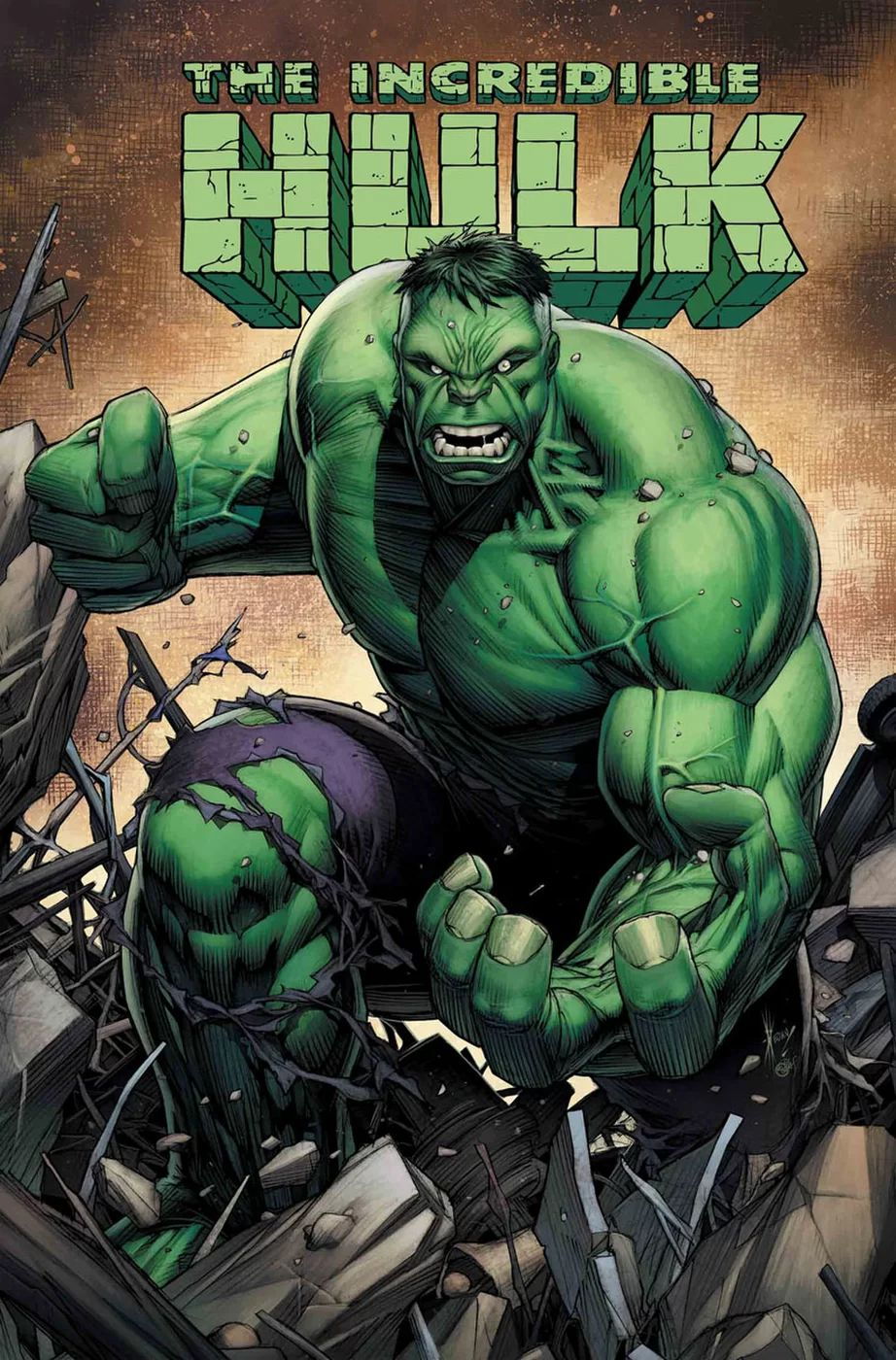 Incredible Hulk: Last Call (One Shot)