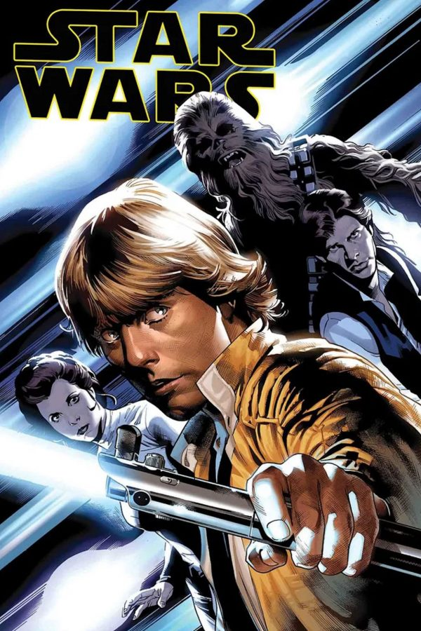 Marvel: Art of Star Wars (Hardcover)