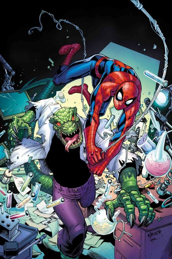 Spider-Man: Reptilian Rage (One Shot)