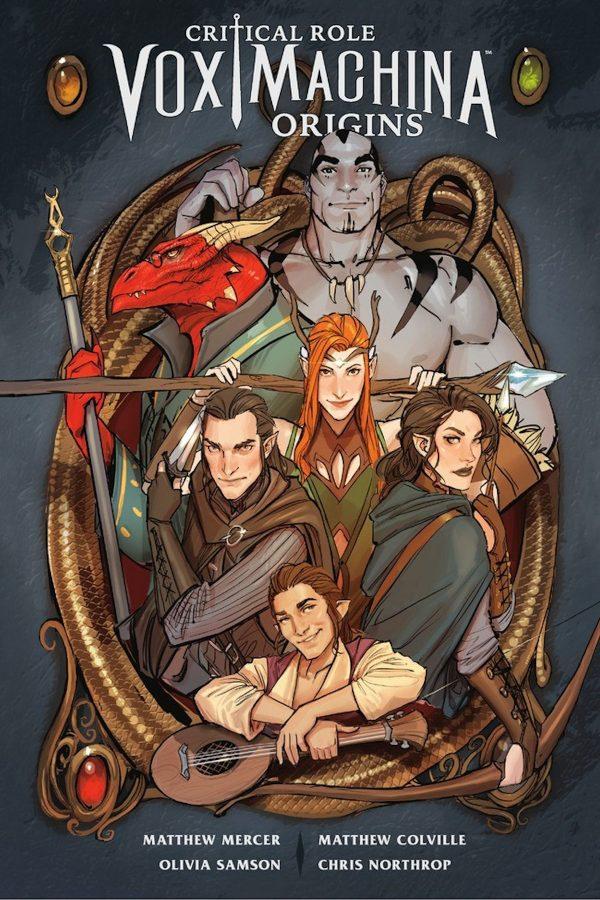 Critical Role: Vox Machina: Origins (Graphic Novel)
