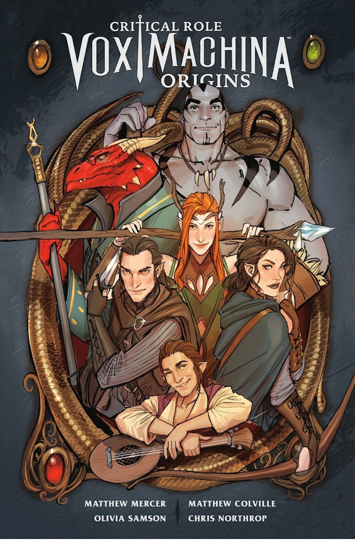 Critical Role: Vox Machina: Origins (Graphic Novel)