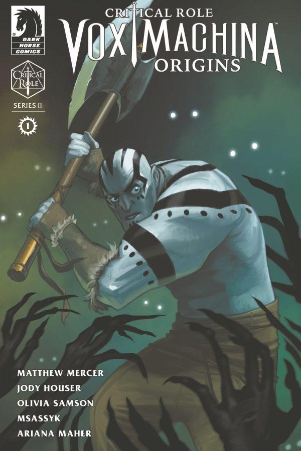 Critical Role: Vox Machina: Origins II