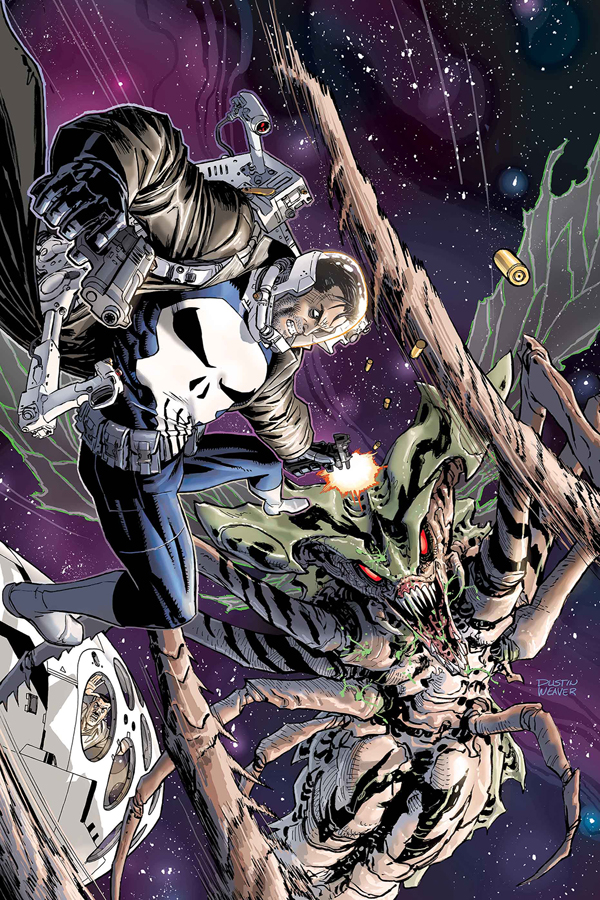 Punisher Annual