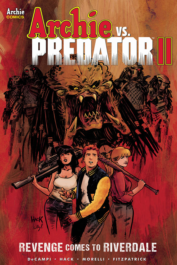 Archie vs Predator II