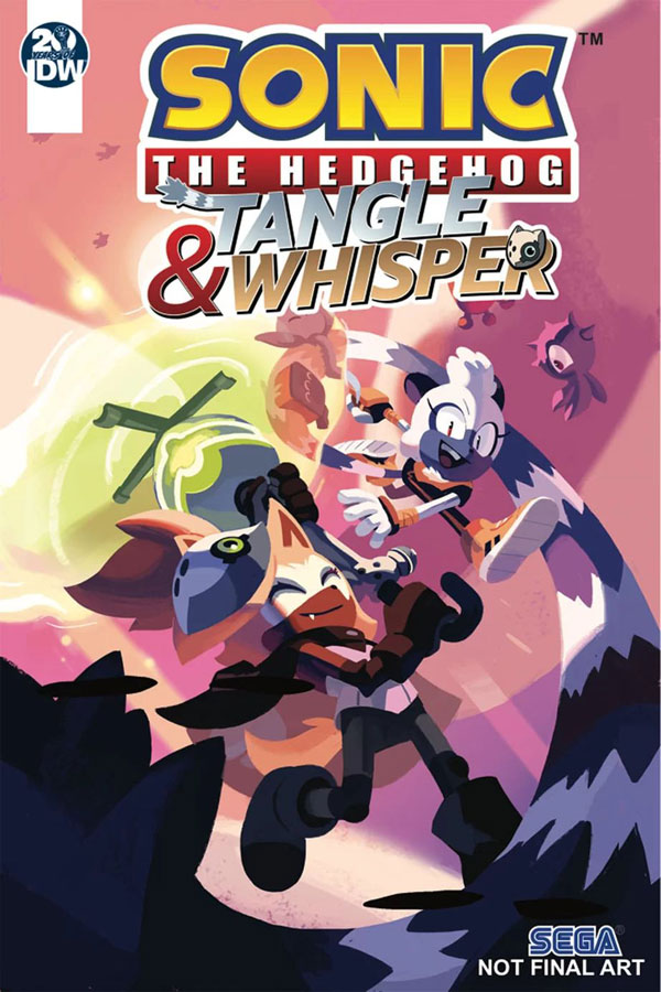 Sonic the Hedgehog: Tangle and Whisper