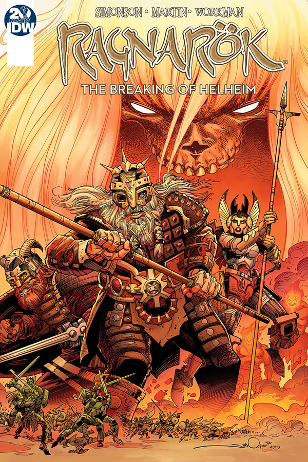 Ragnarok: The Breaking of Helheim