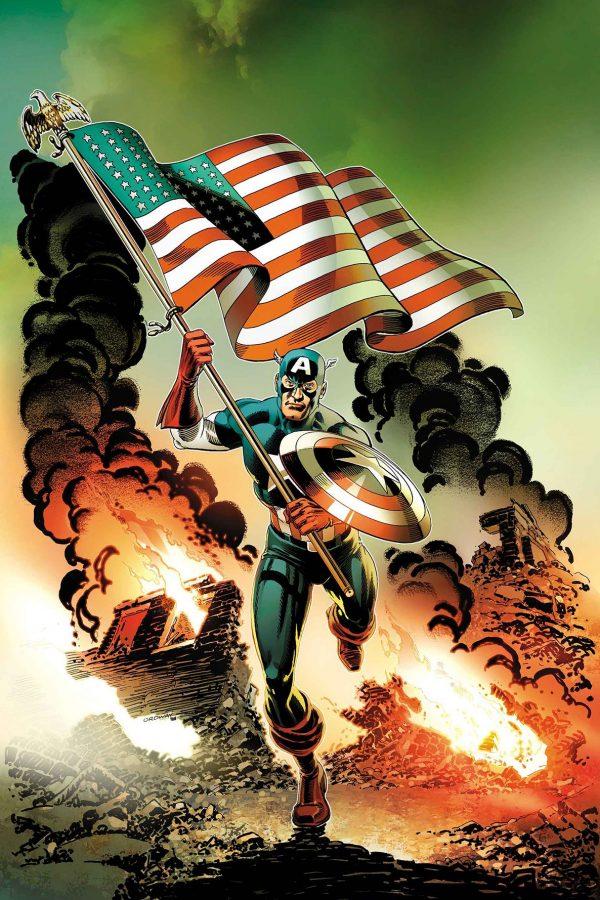 Captain America Invaders Bahamas Triangle