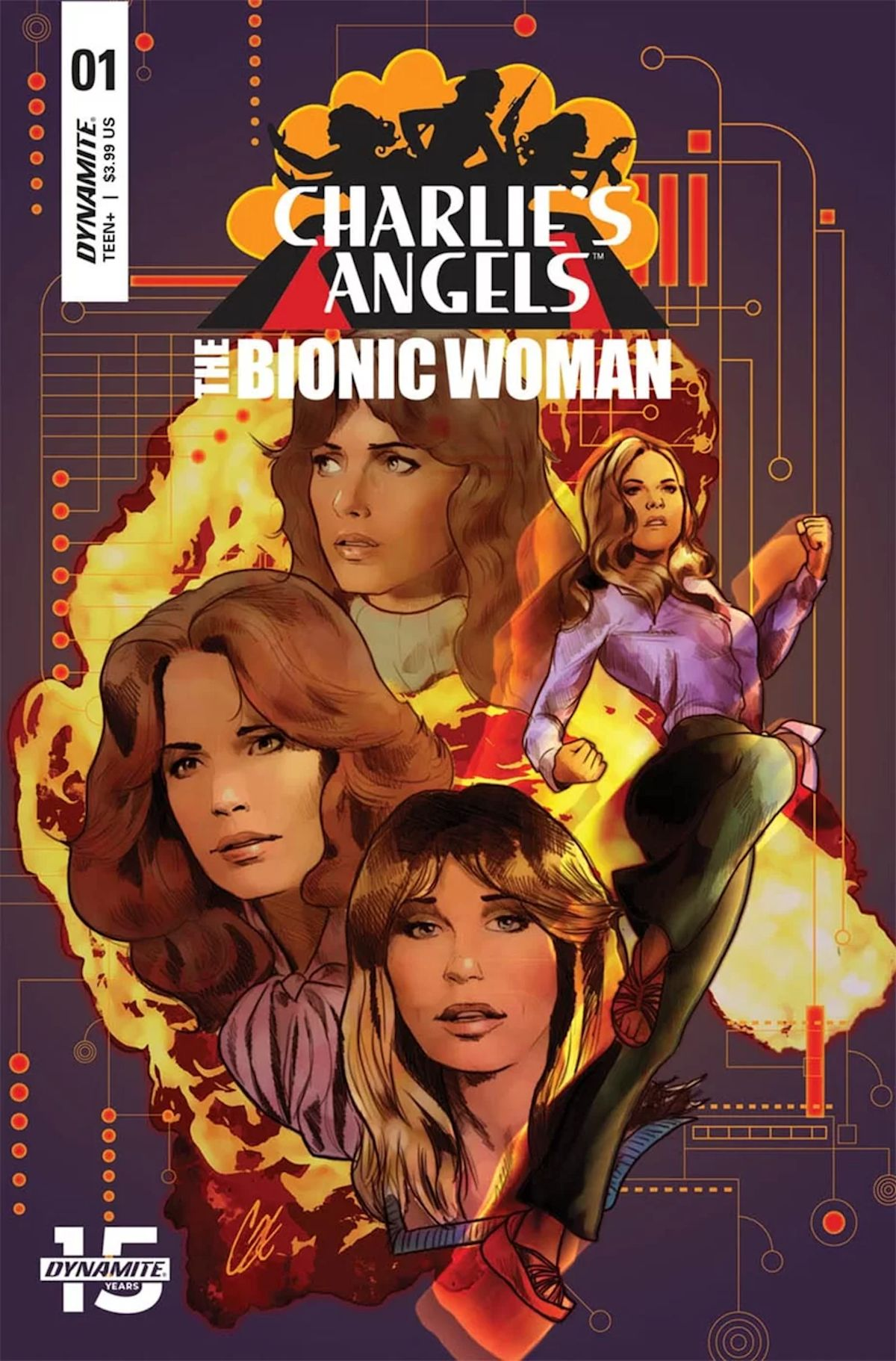 Charlies Angels The Bionic Woman
