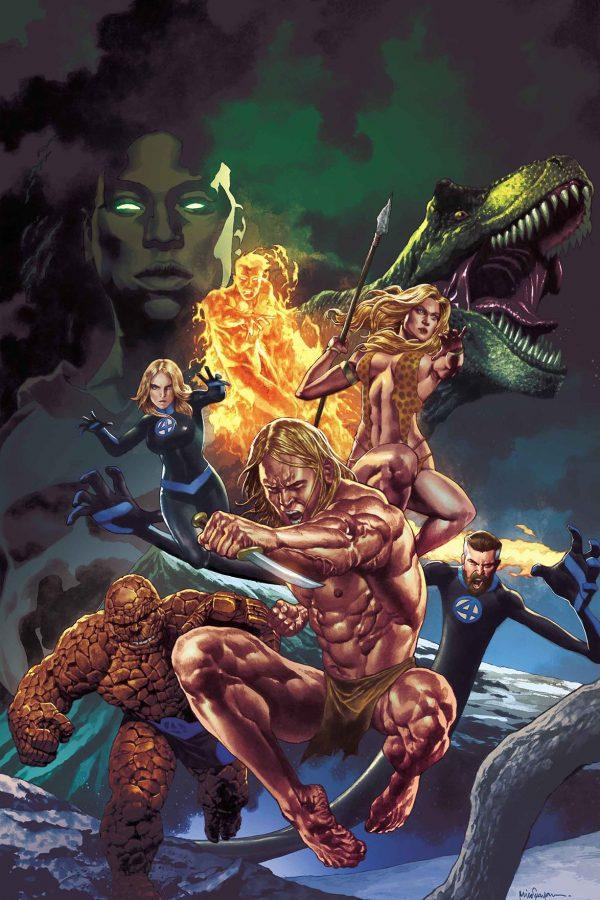 Fantastic Four Prodigal Son