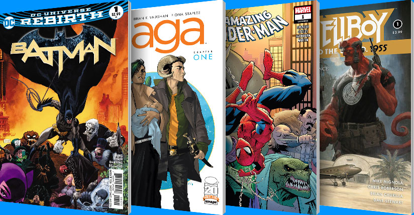 ACE Comics Subscriptions - The Comic Book Subscription