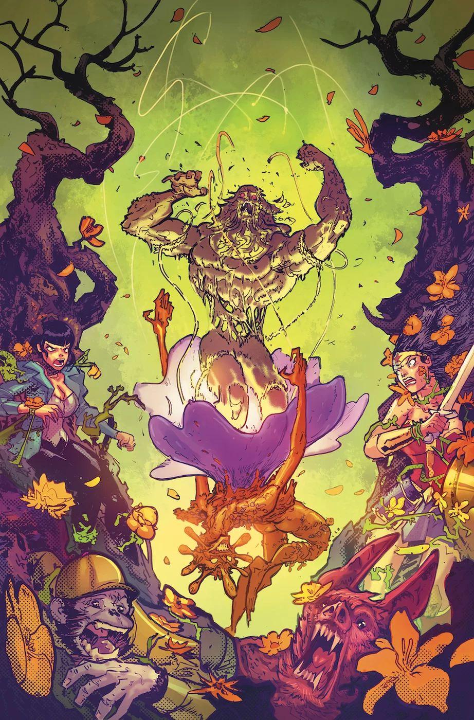 Justice League Dark Annual