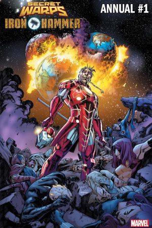 Secret Warps: Iron Hammer Annual
