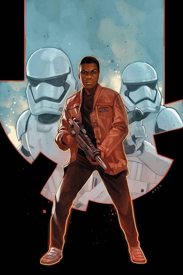 Star Wars Age Of Resistance: Finn