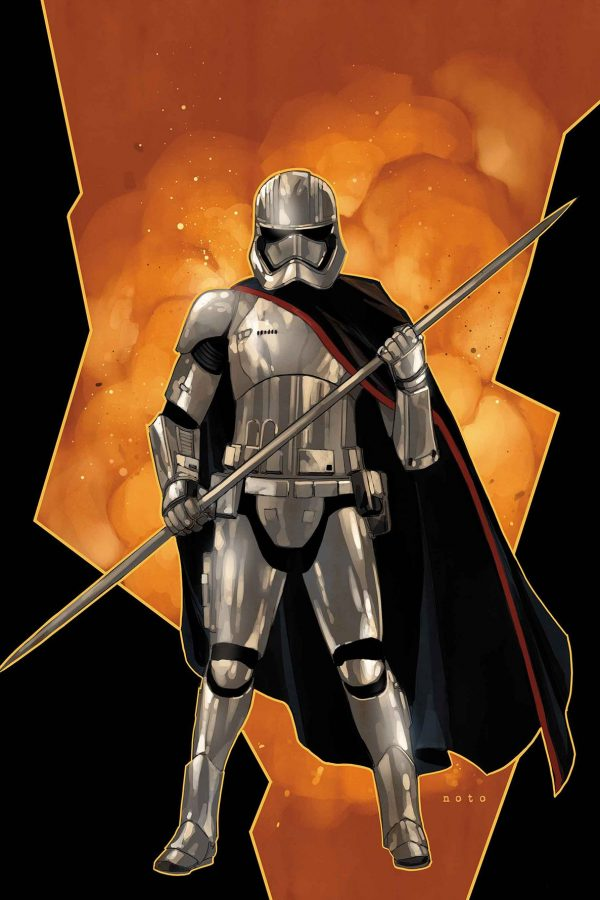 Star Wars Age Of Resistance: Captain Phasma