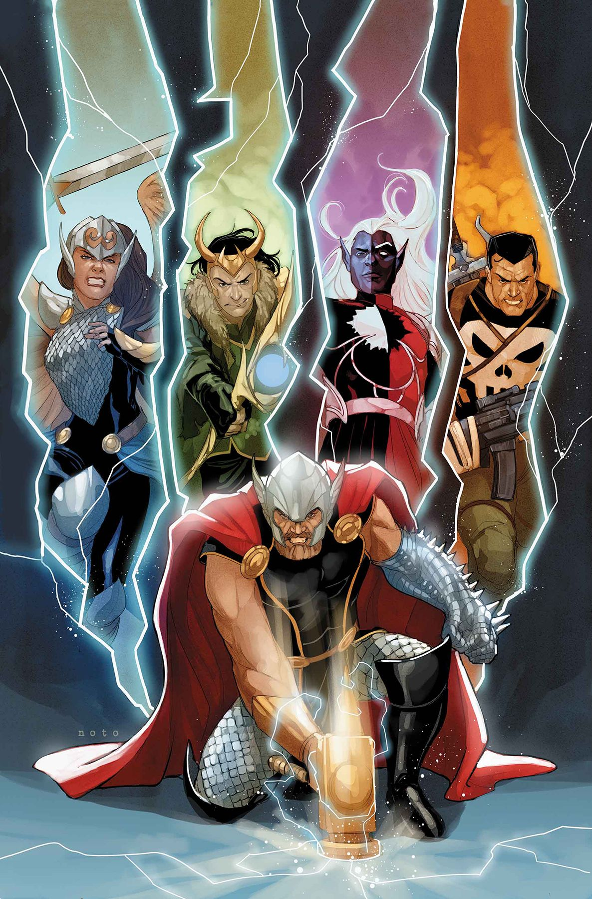 War Of The Realms: Omega