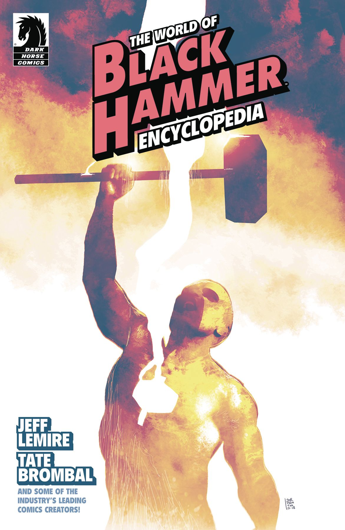 World of Black Hammer Encyclopedia