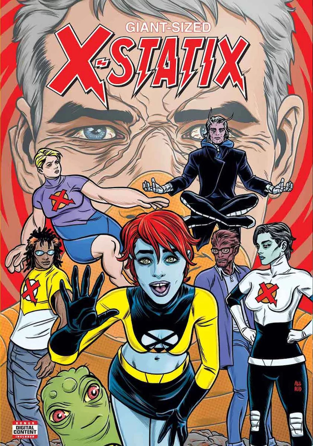 X-Statix Giant Sized