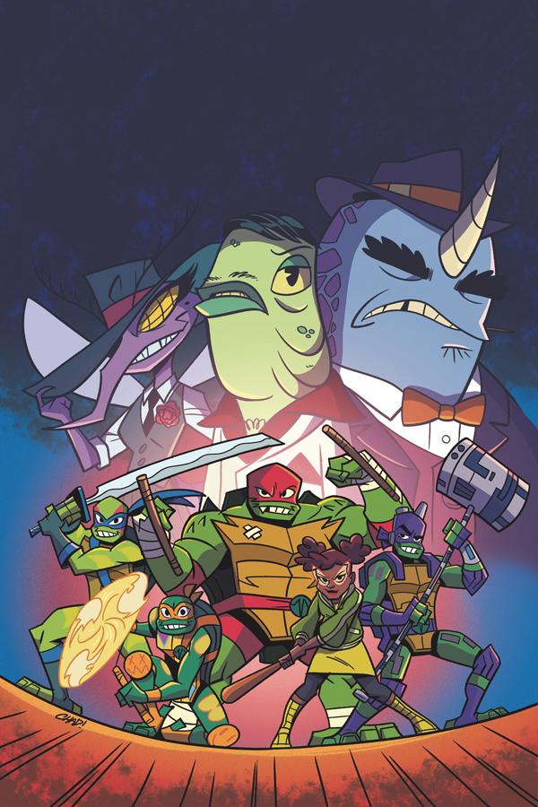 Rise of the Teenage Mutant Ninja Turtles: Sound Off