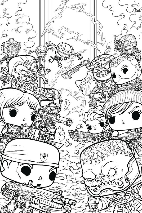 Gears of War: Pop!