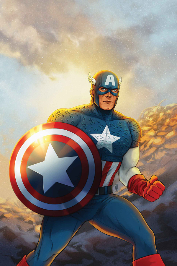 Marvel Tales: Captain America