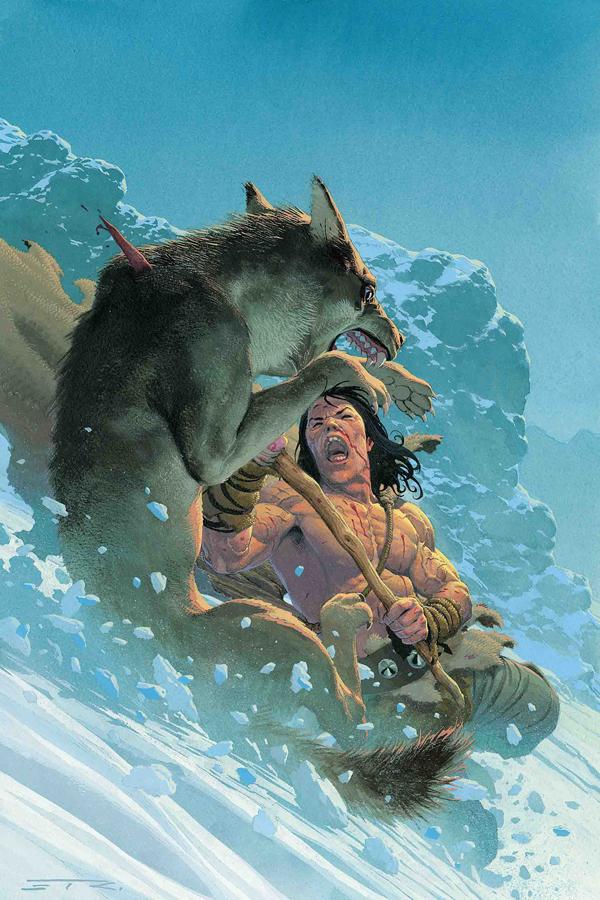 Conan the Barbarian: Exodus