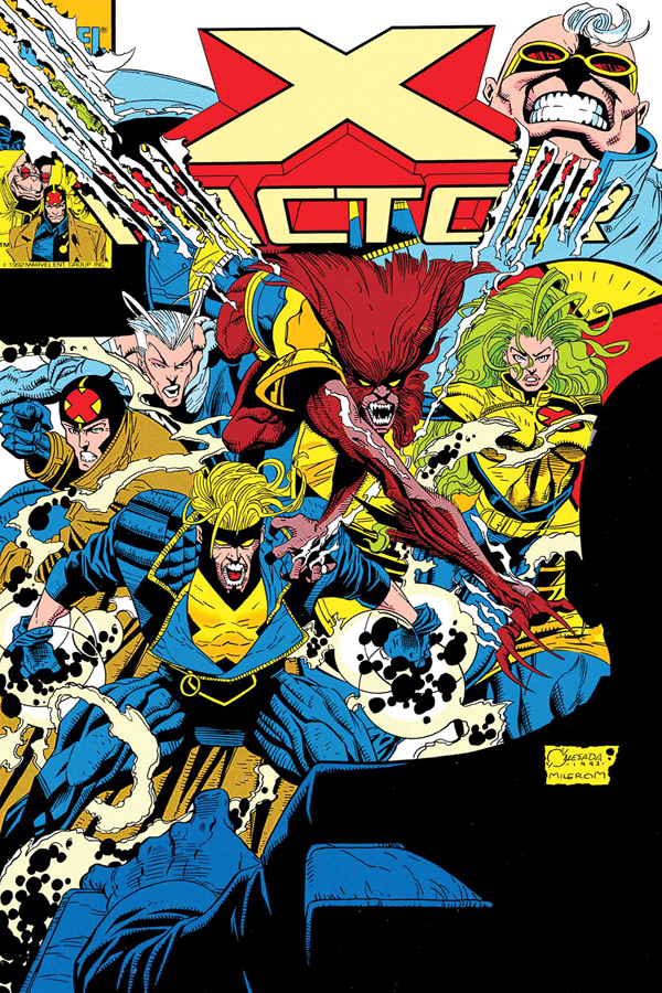 X-Factor #87 (Facsimile Edition)