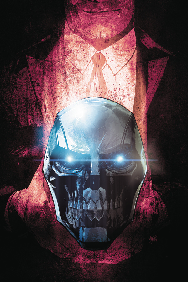 Black Mask (Year of the Villain)