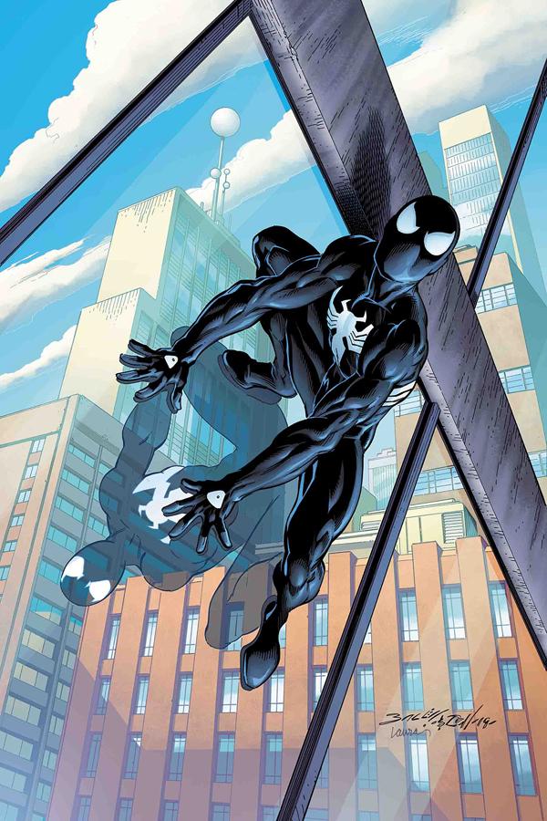 Sensational Spider-Man: Self-Improvement