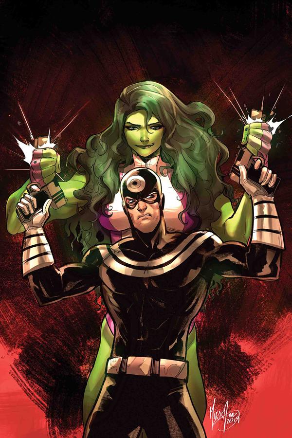 She-Hulk Annual #1