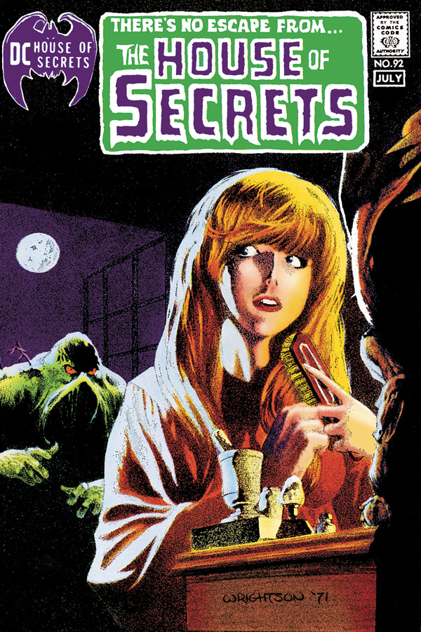 House of Secrets #92 (Facsimile Edition)