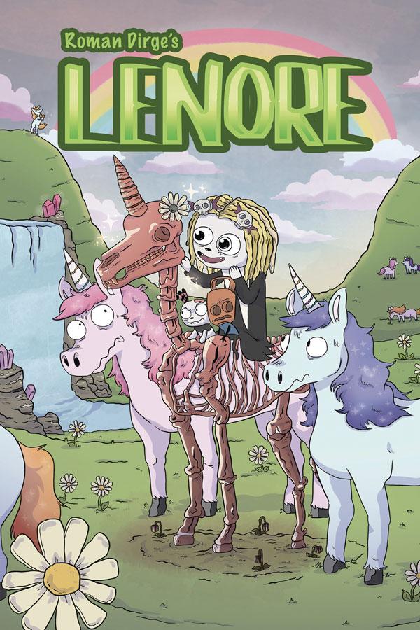 Lenore Volume 3