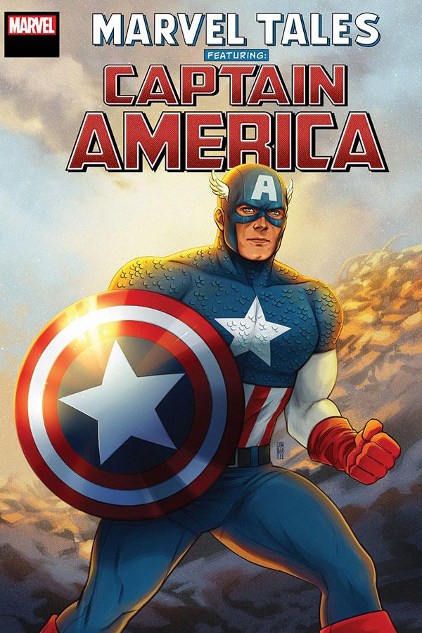 Marvel Tales: Captain America