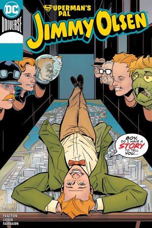 Superman's Pal Jimmy Olsen