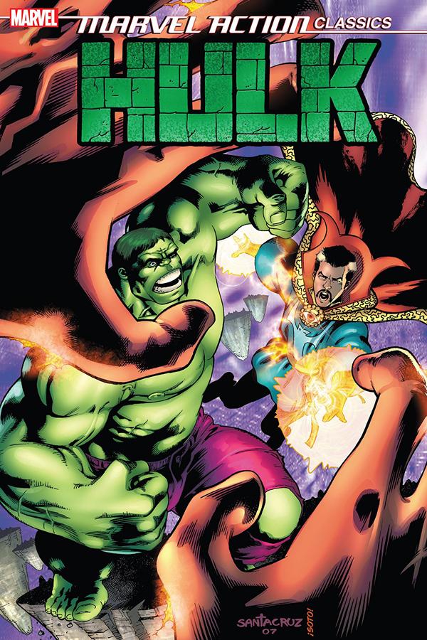 Marvel Action Classics: Hulk